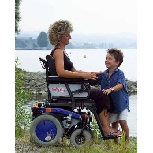 Fauteuil roulant électrique Swiss Viva
