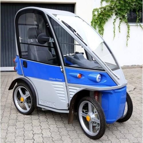Scooter électrique Plus