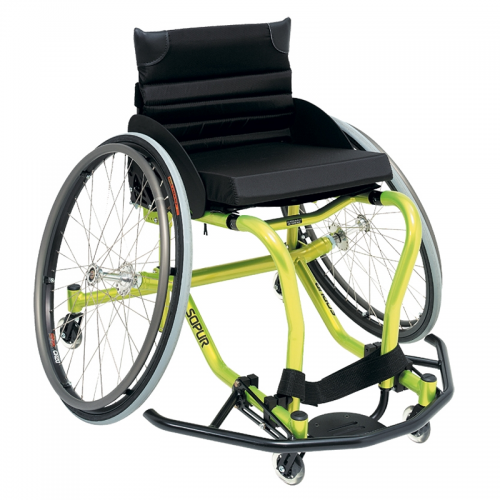 Fauteuil roulant Quickie All Court
