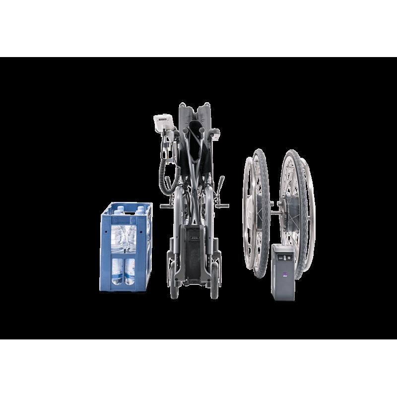 Dispositif de propulsion par moteur électrique E-Fix E35