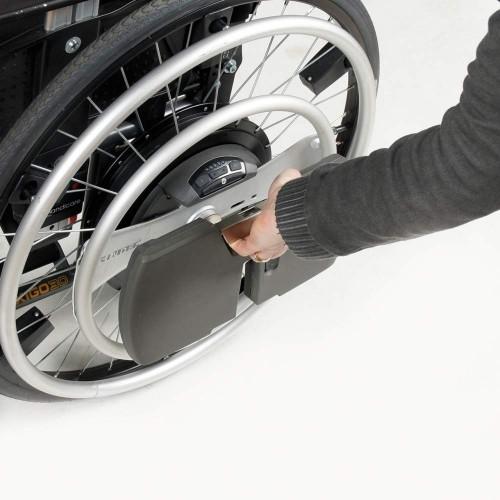 Assistance électrique WheelDrive