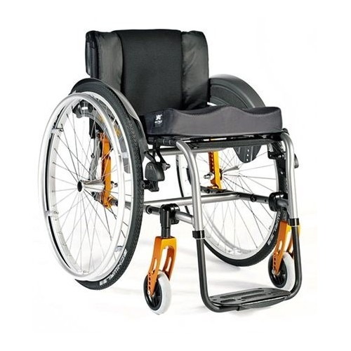 Fauteuil roulant pliant Easy Life R
