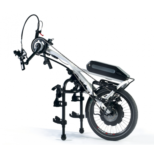 Hand Bike Attitude Hybrid