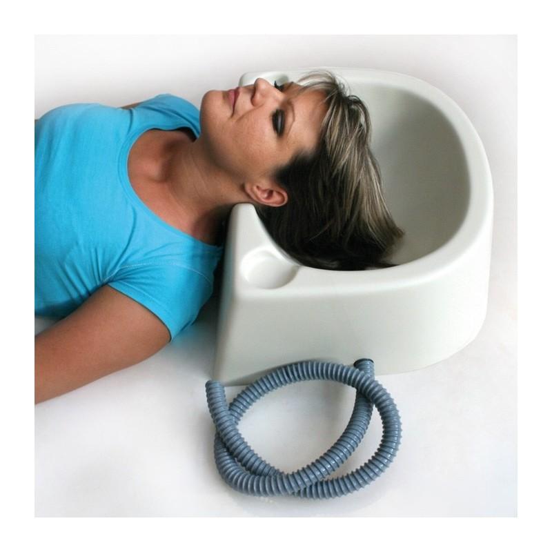Bac lave-cheveux rigide